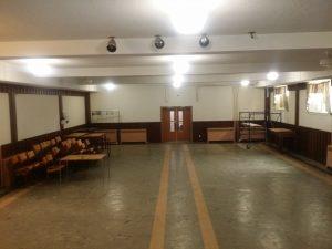 hall rental